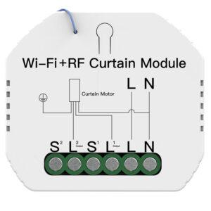 Wi-fi приемник за щори
